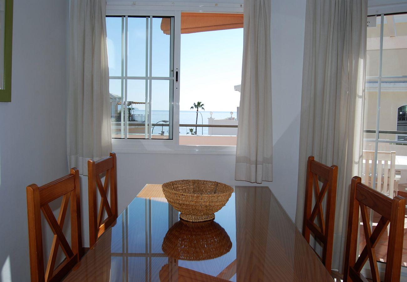 Apartamento en Nerja - Rubarsal Burriana 2F Casasol