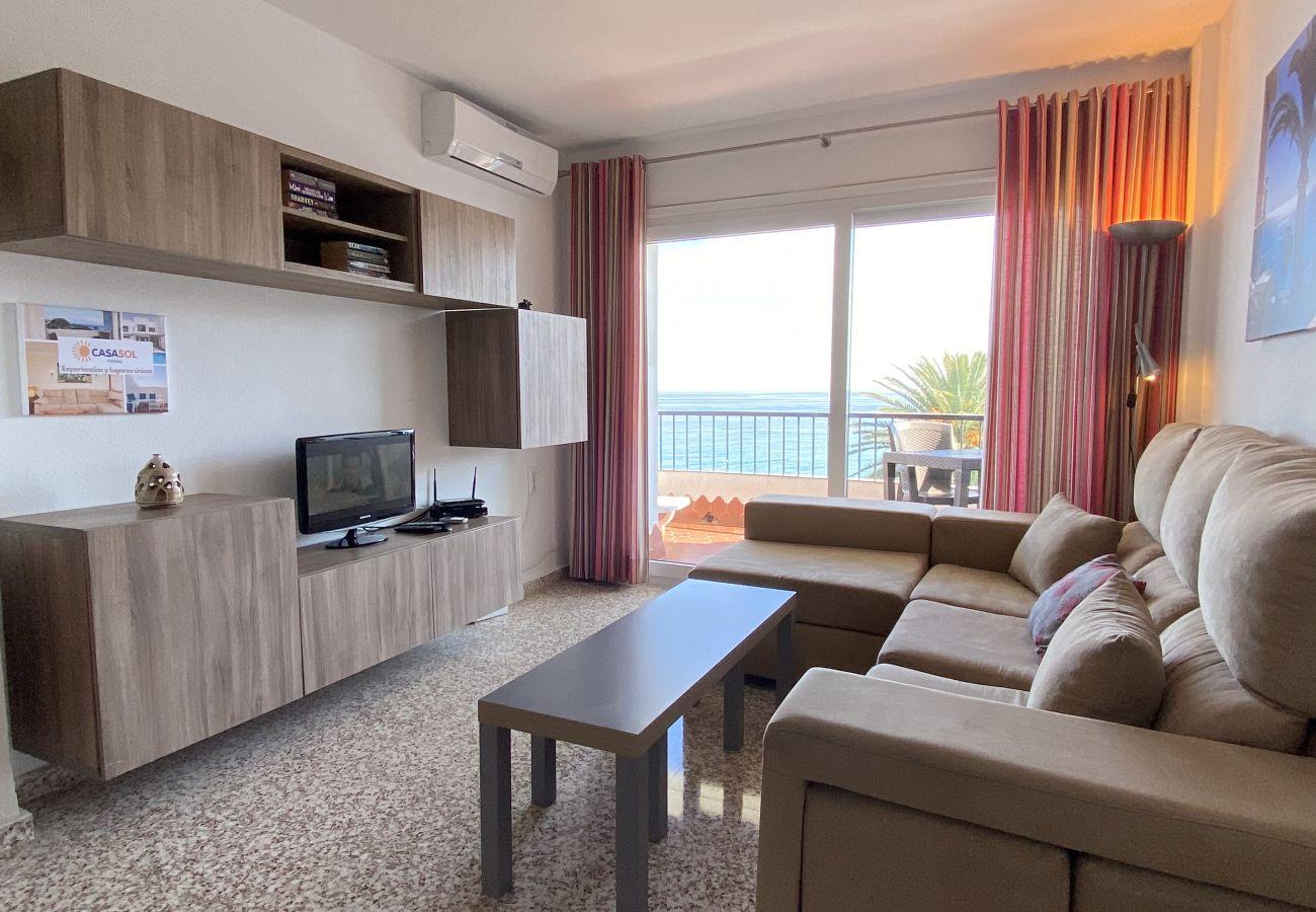 Apartamento en Nerja - Acapulco Playa 412 Apartments Casasol