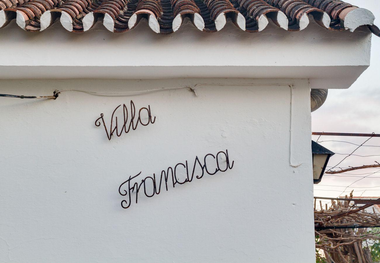 Villa en Nerja - Villa Francisca Casasol
