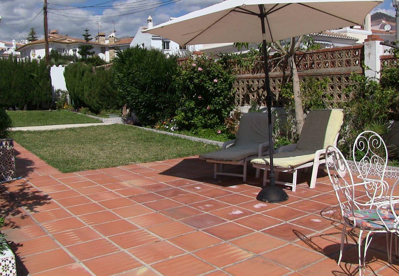 Villa en Nerja - Villa Sevilla Casasol