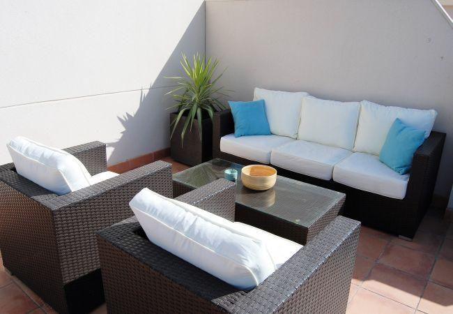Apartamento en Nerja - Atico de Lujo Mirador de Nerja - Ref 512
