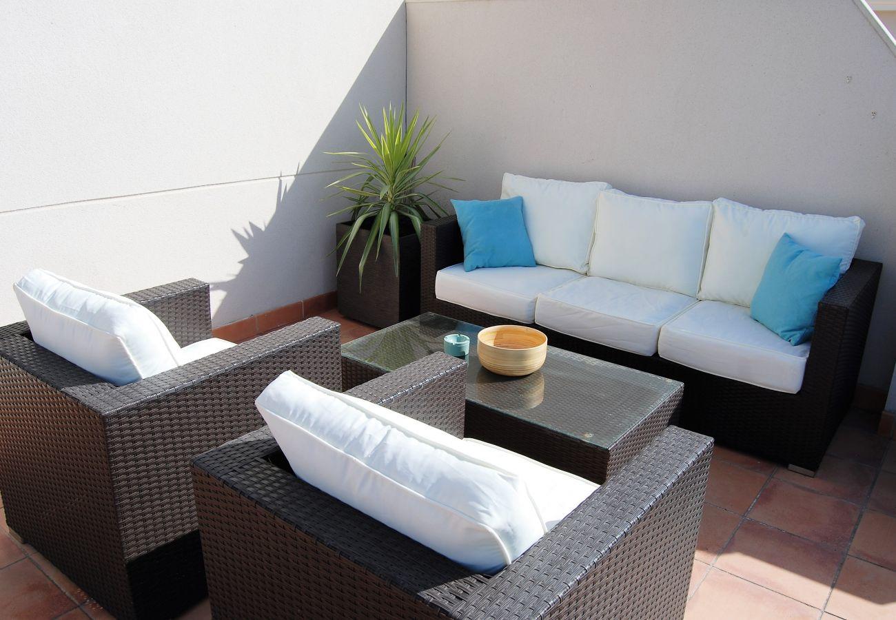 Apartamento en Nerja - Penthouse Mirador 5B Casasol