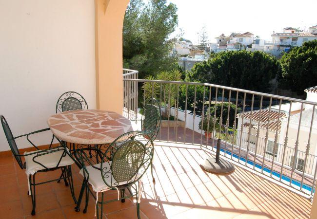 Apartamento en Nerja - Burriana Apartamento 3 habitaciónes Nerja -  Ref 515