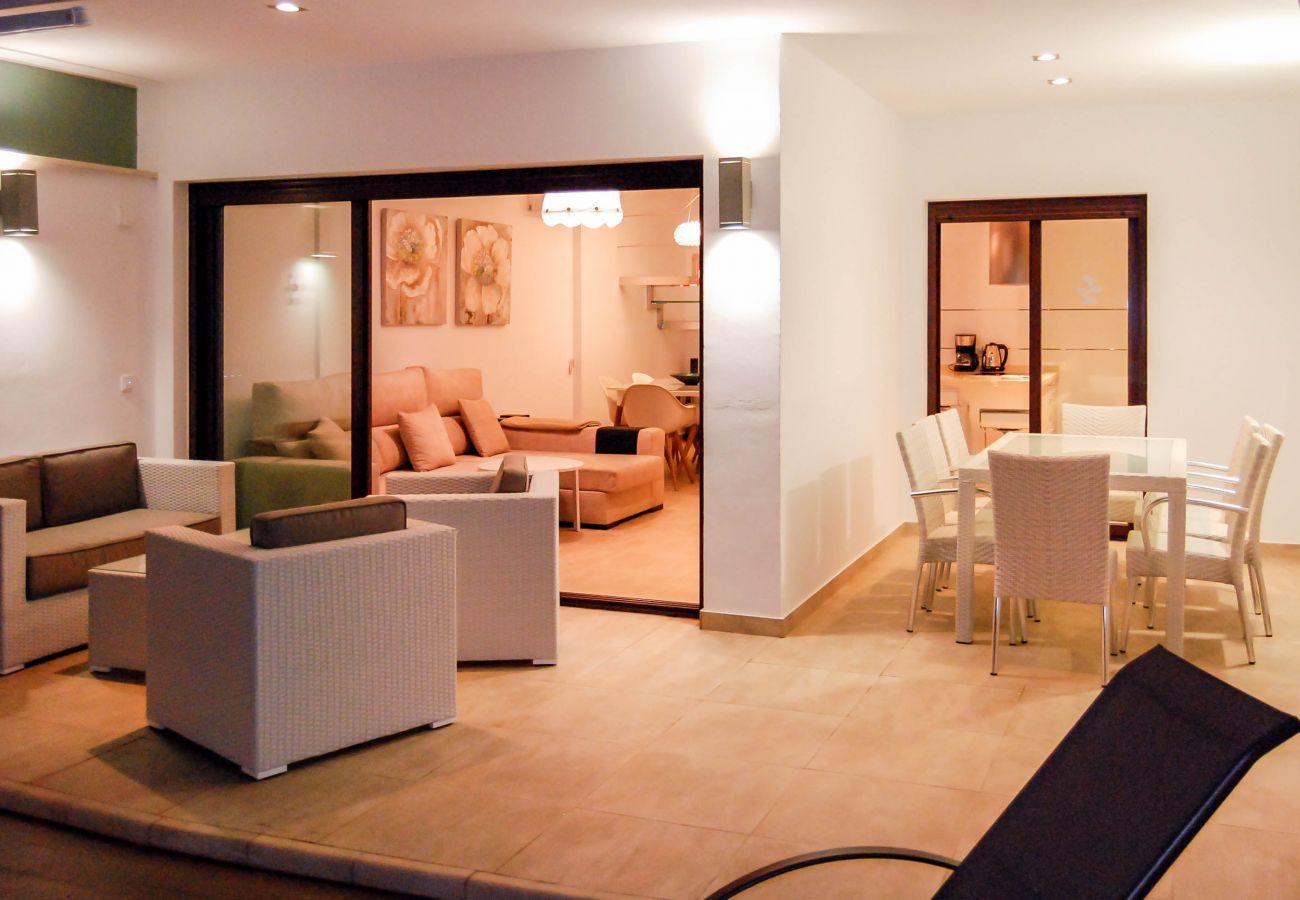 Villa en Torrox Costa - Villa Las Luisas 2 Casasol