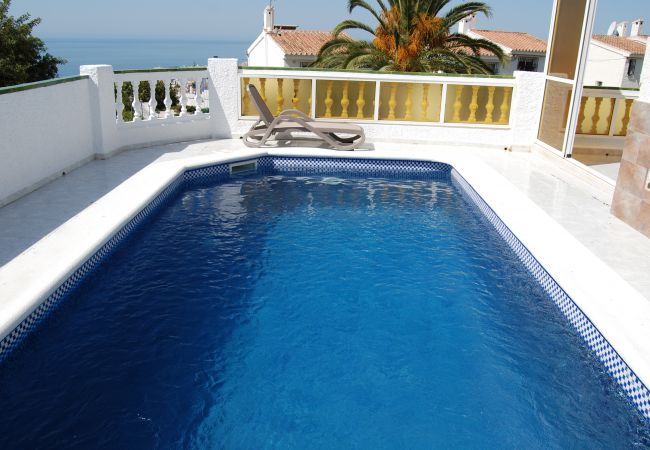 Villa en Nerja - Villa Kenny Private Pool Casasol
