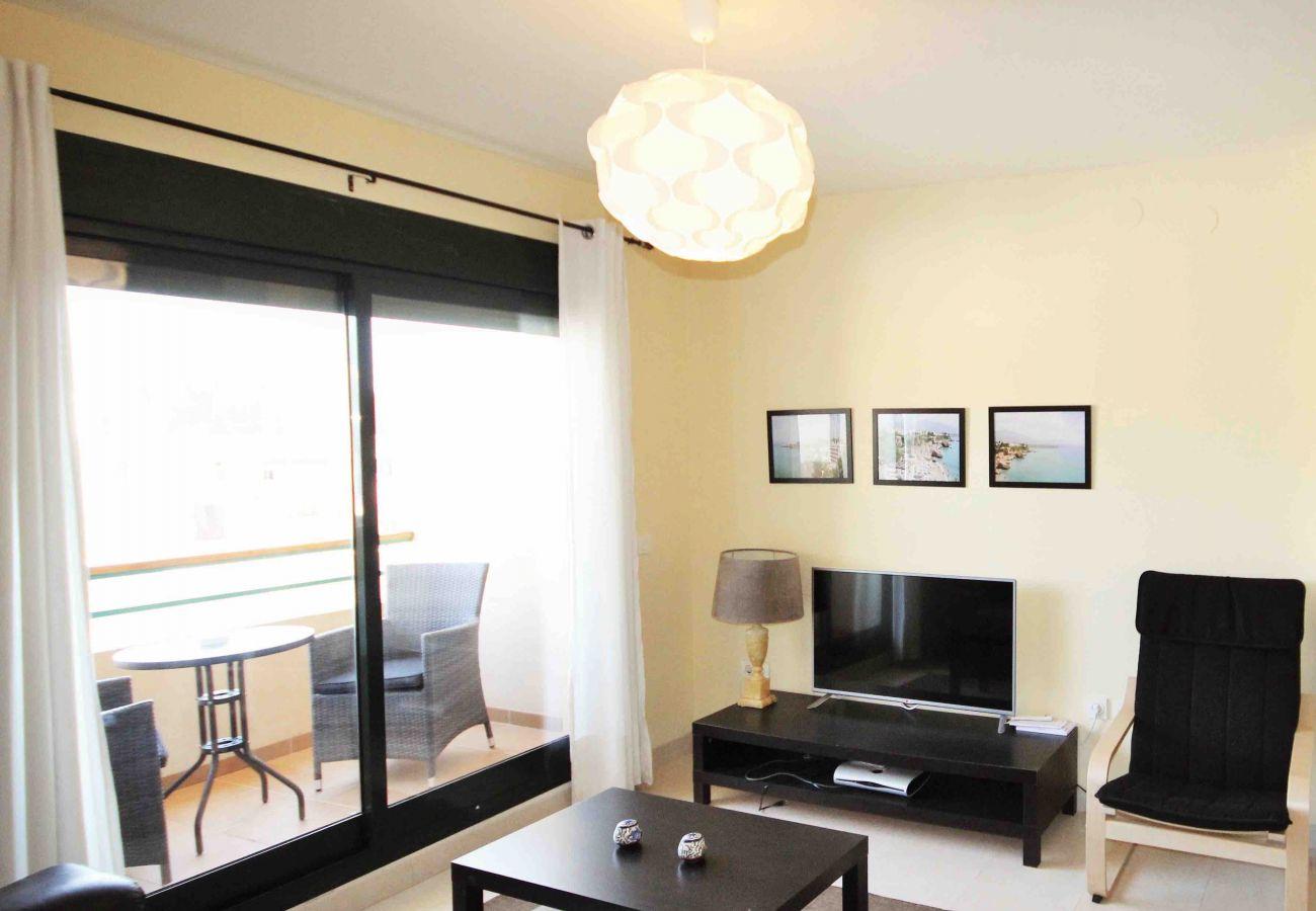 Apartamento en Nerja - Penthouse Cala de Nerja Casasol