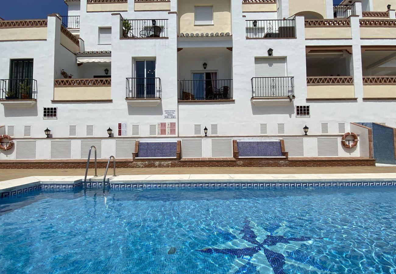 Apartamento en Nerja - Chimenea Pinar Apartments Casasol