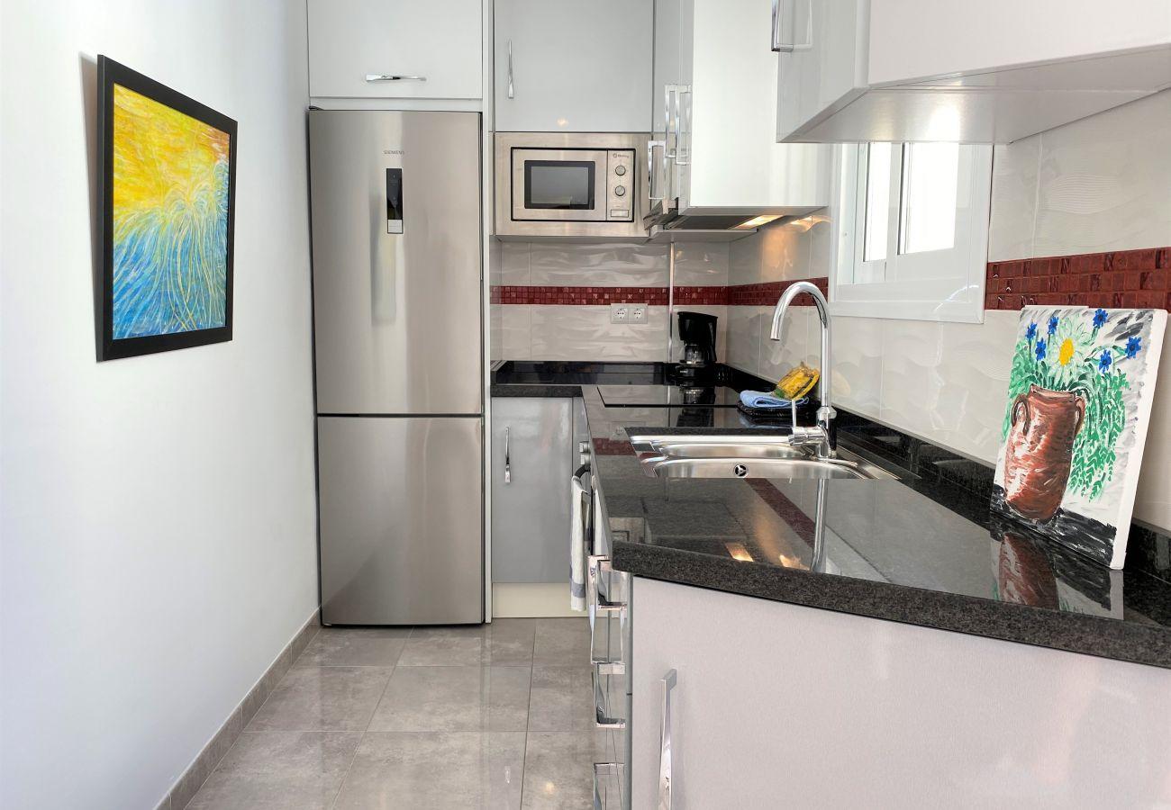 Apartamento en Nerja - Medina Torrecilla Beach Casasol